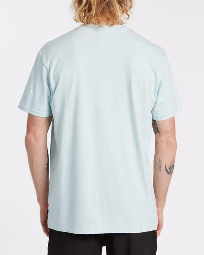 2 Avenue Short Sleeve T-Shirt Blue M4042BAV Billabong