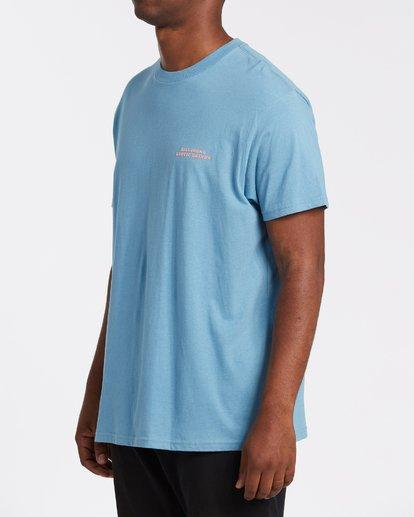 1 Bless The Booze Short Sleeve T-Shirt Grey M4042BBB Billabong