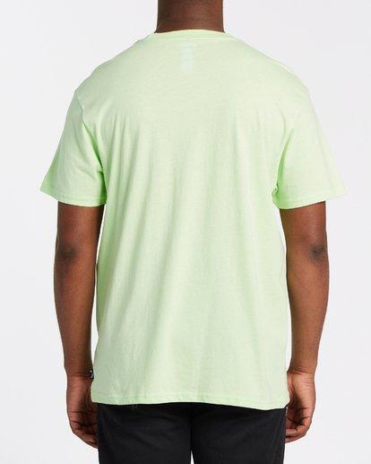 2 Brushed Short Sleeve T-Shirt Brown M4042BBR Billabong