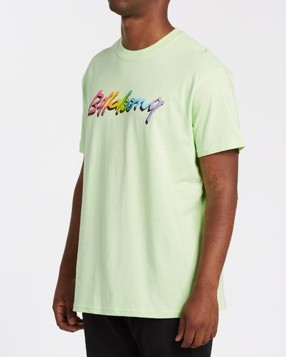 1 Brushed Short Sleeve T-Shirt Brown M4042BBR Billabong
