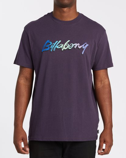 0 Brushed Short Sleeve T-Shirt Multicolor M4042BBR Billabong
