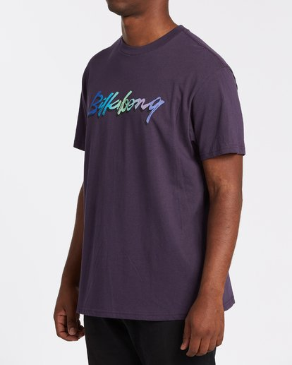 1 Brushed Short Sleeve T-Shirt Multicolor M4042BBR Billabong