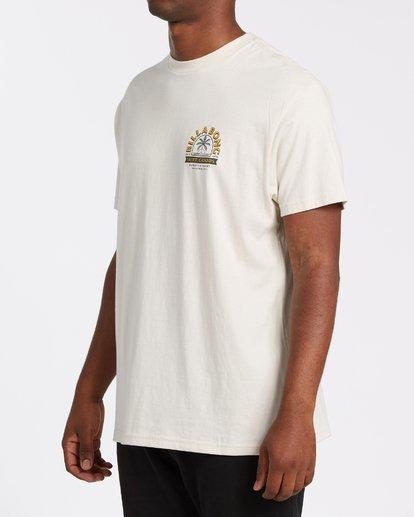 1 Goods Short Sleeve T-Shirt Brown M4042BGD Billabong