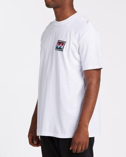 1 Nosara Short Sleeve T-Shirt White M4042BNO Billabong