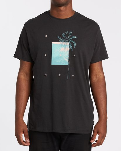 0 Swell Short Sleeve T-Shirt Black M4042BSW Billabong
