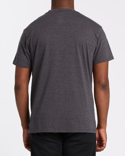 2 Union Short Sleeve T-Shirt Black M4042BUN Billabong