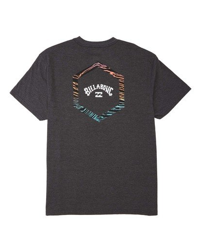 4 Access T-Shirt Black M4043BAC Billabong