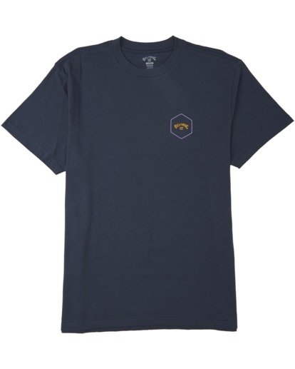 3 Access T-Shirt Blue M4043BAC Billabong