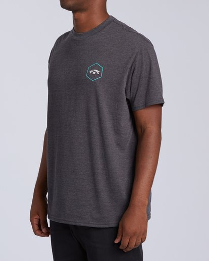 1 Access T-Shirt Black M4043BAC Billabong