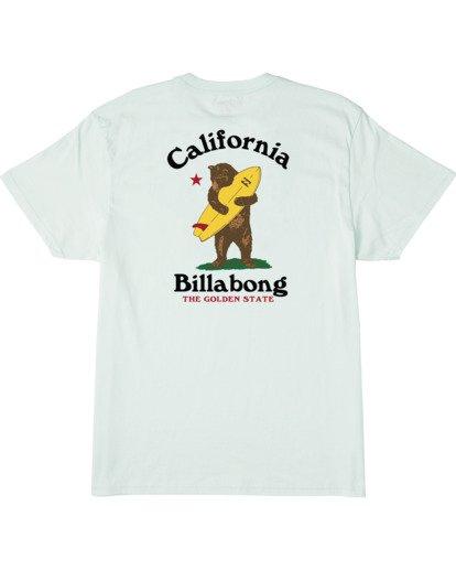 1 Cuffy T-Shirt Multicolor M4043BCC Billabong