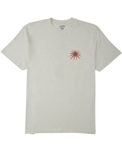 3 Cactus Snake T-Shirt White M4043BCS Billabong