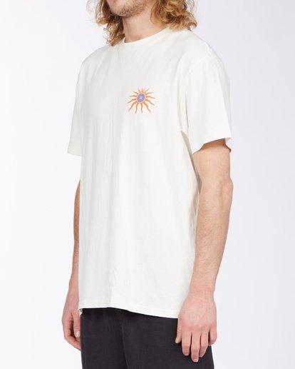1 Cactus Snake T-Shirt White M4043BCS Billabong