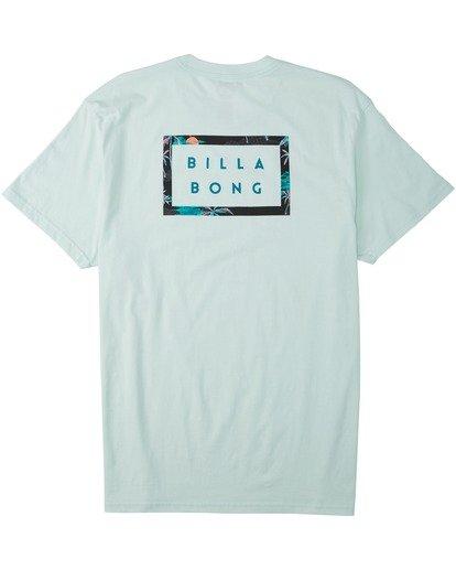 4 Diecut T-Shirt Multicolor M4043BDI Billabong