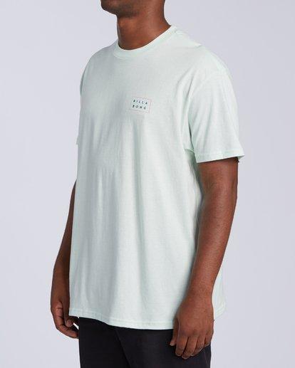 1 Diecut T-Shirt Multicolor M4043BDI Billabong
