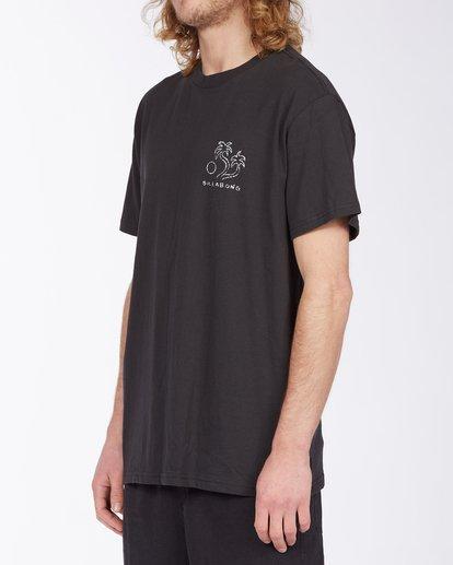 1 Folklore T-Shirt Black M4043BFO Billabong
