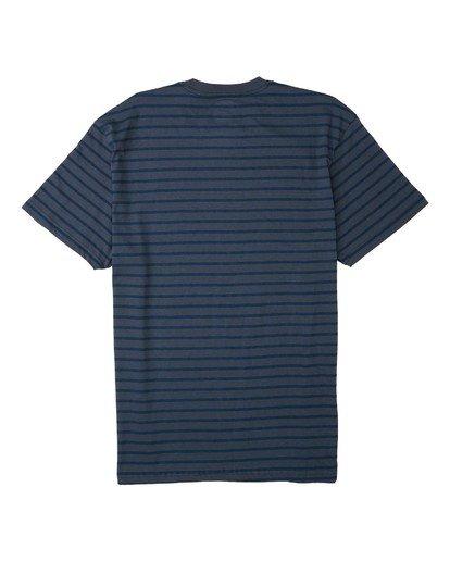 4 Line Up T-Shirt Blue M4043BLU Billabong
