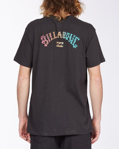 2 Okapi T-Shirt Black M4043BOK Billabong
