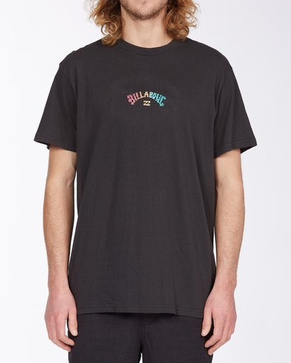 0 Okapi T-Shirt Black M4043BOK Billabong