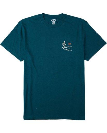 3 Sidewinder T-Shirt Multicolor M4043BSI Billabong