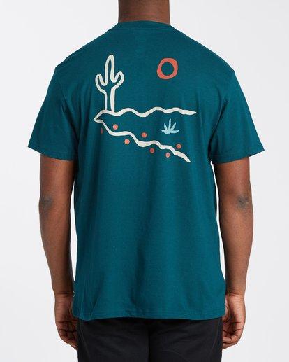 2 Sidewinder T-Shirt Multicolor M4043BSI Billabong