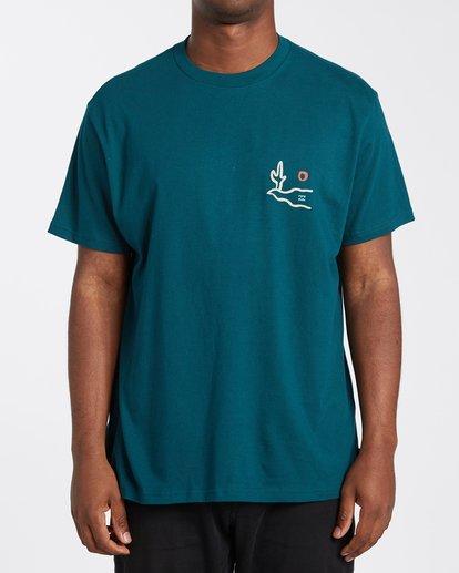 0 Sidewinder T-Shirt Multicolor M4043BSI Billabong