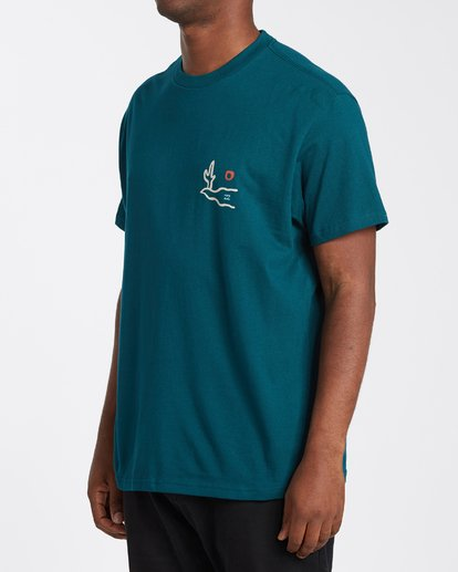 1 Sidewinder T-Shirt Multicolor M4043BSI Billabong