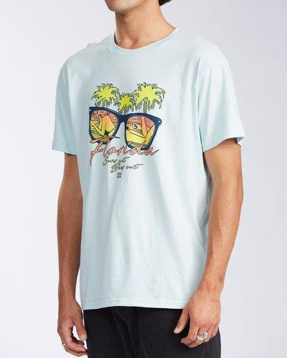 1 Suns Out T-Shirt  M4043BSO Billabong