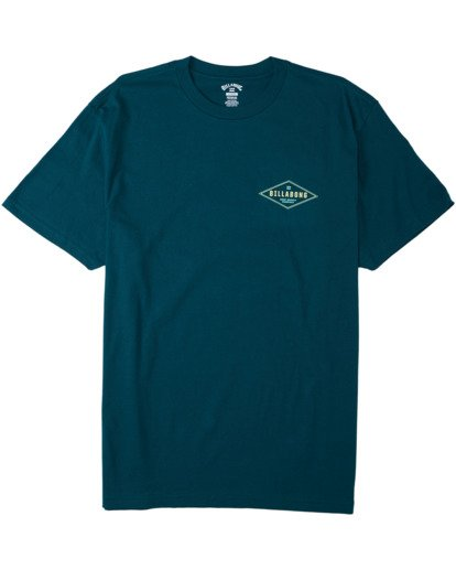0 Surf Supply T-Shirt Blue M4043BSS Billabong