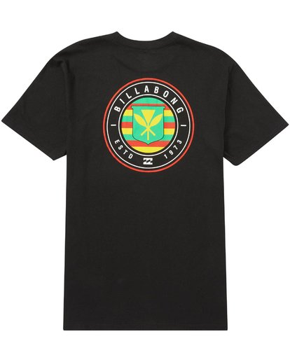 1 Native Rotor Hawaii T-Shirt  M404LNHI Billabong