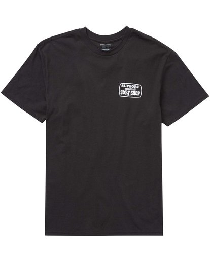 0 Support T-Shirt  M404PBSU Billabong