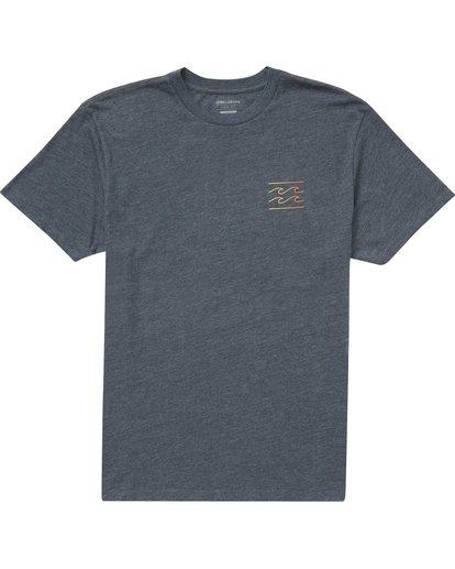 0 Flat Line T-Shirt  M404QBFL Billabong