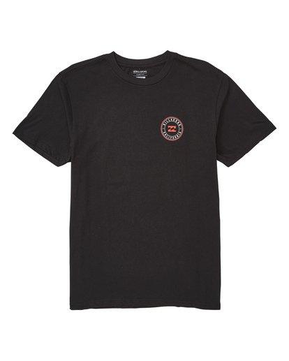 0 Native Rotor Fl T-Shirt  M404QBNF Billabong