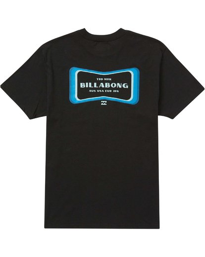 1 Pulse T-Shirt Black M404QBPL Billabong