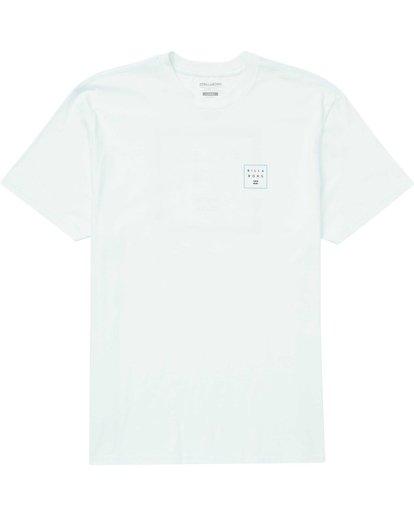 0 Stacked Fade T-Shirt Blue M404QBSF Billabong