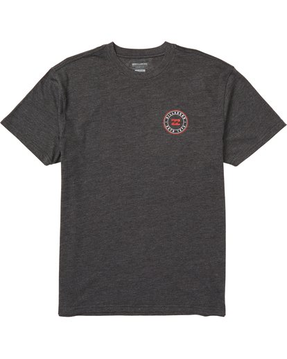 0 Native Rotor USA T-Shirt  M404QBUS Billabong