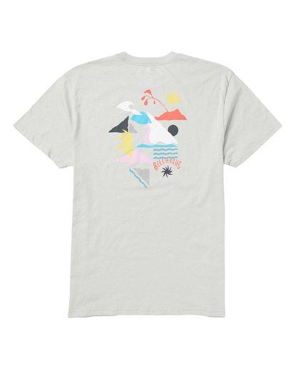 1 Peyote Escape Tee Shirt  M404SBPE Billabong