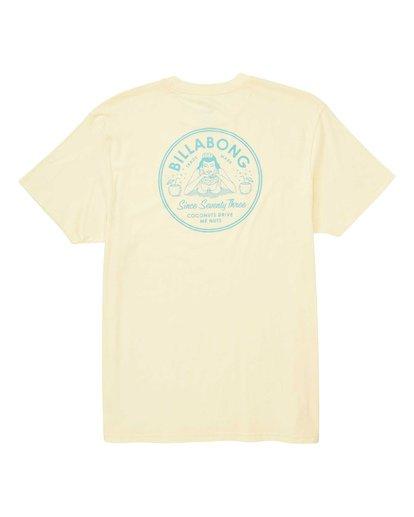 1 Coconuts T-Shirt  M404TBCO Billabong