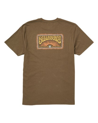 1 Deadhead Tee Green M404TBDE Billabong