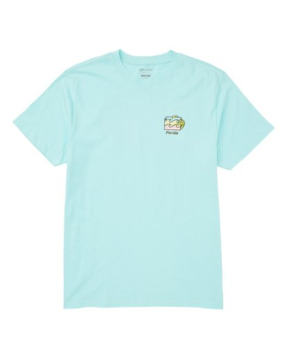 0 Gator Tee Green M404TBGT Billabong