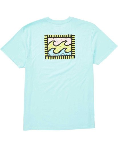 1 Nairobi T-Shirt Blue M404TBNA Billabong