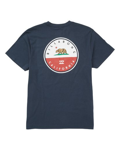 1 Native Cali Tee Blue M404TBNC Billabong