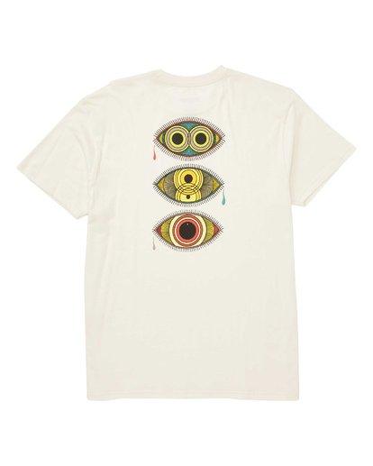 1 Ocular T-Shirt White M404TBOC Billabong