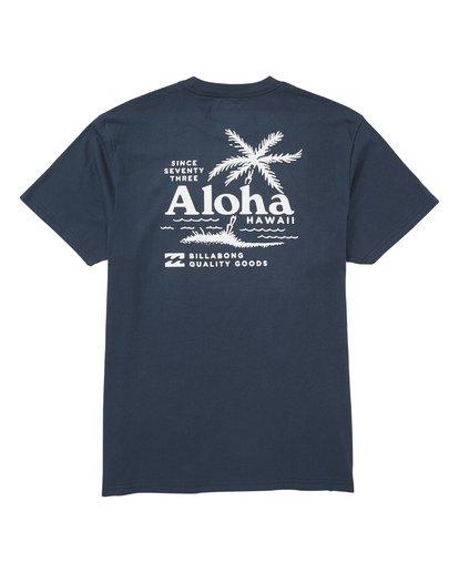 1 Shorline T-Shirt  M404TBSH Billabong