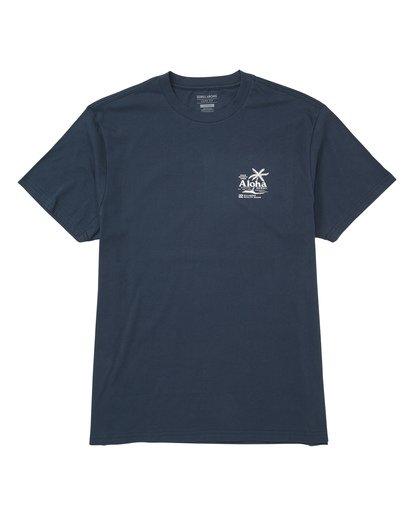 0 Shorline T-Shirt  M404TBSH Billabong