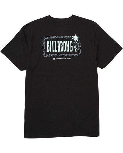 1 Seven Seas T-Shirt Black M404TBSS Billabong