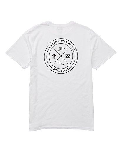 1 HWP Seal Short Sleeve T-Shirt  M404THPS Billabong