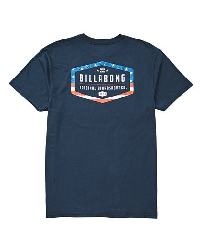 1 Maker T-Shirt Blue M404UBMA Billabong