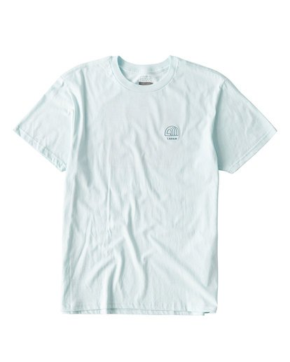 0 Throwback Waves T-Shirt Blue M404UBTH Billabong