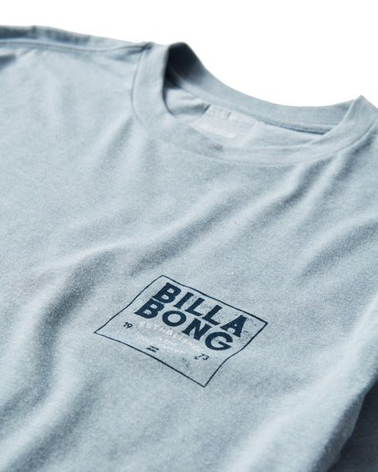 2 Coast T-Shirt Blue M404UCOE Billabong