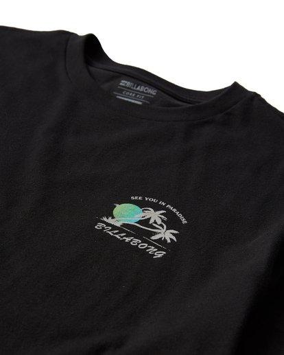 2 In Paradise T-Shirt Black M404UIPE Billabong